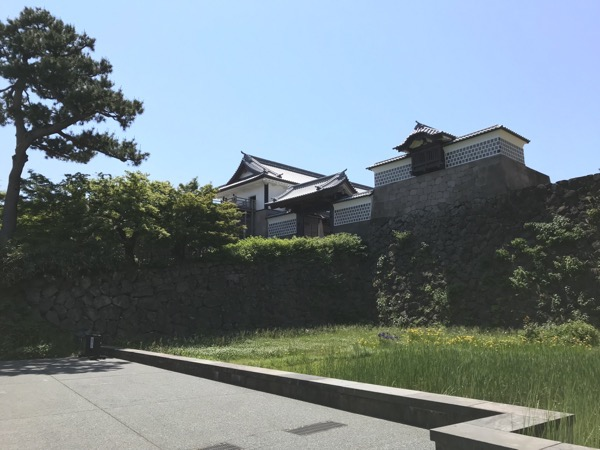 金沢城 河北門