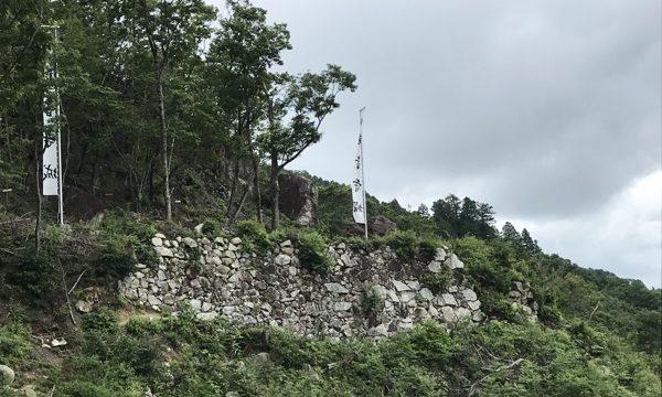 観音寺城 大石垣