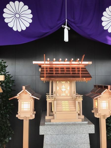 東京タワー 神社