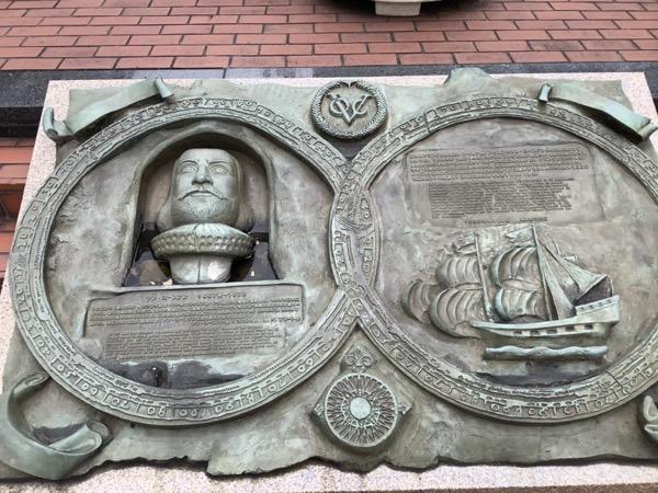ヤン・ヨーステンの記念碑