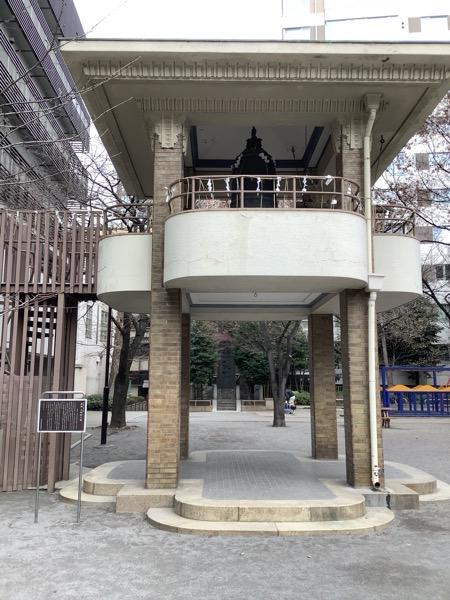 十思公園 石町時の鐘