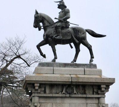 伊達政宗公像