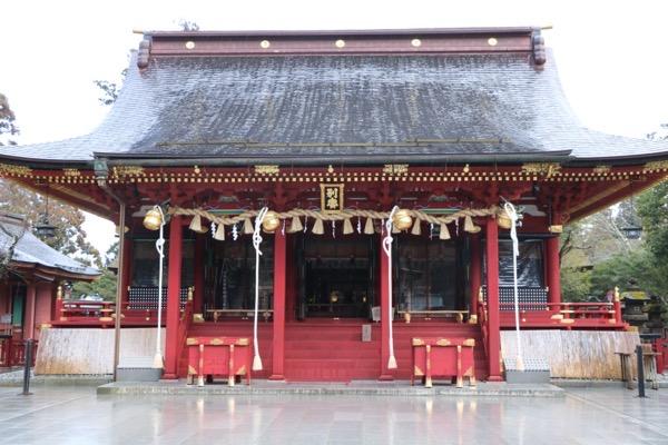 鹽竈神社 別宮