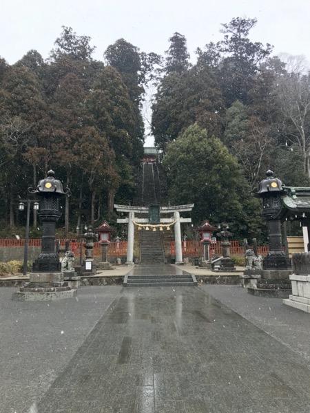 鹽竈神社 鳥居