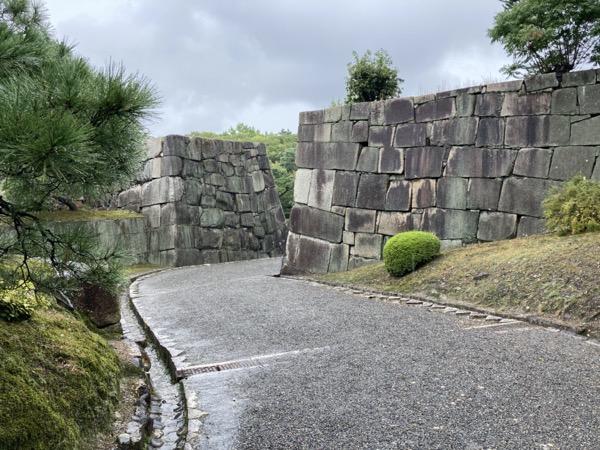 二条城 石垣