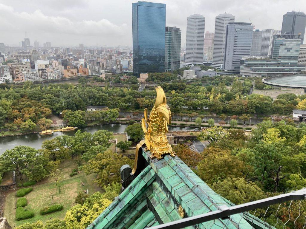 大阪城展望台